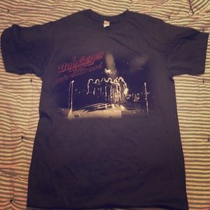 Bob Seger and the Silver Bullet Band NWOT T-shirt